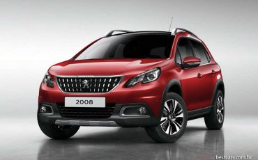 Peugeot 2008 Turbo Automatic – SUV or similar