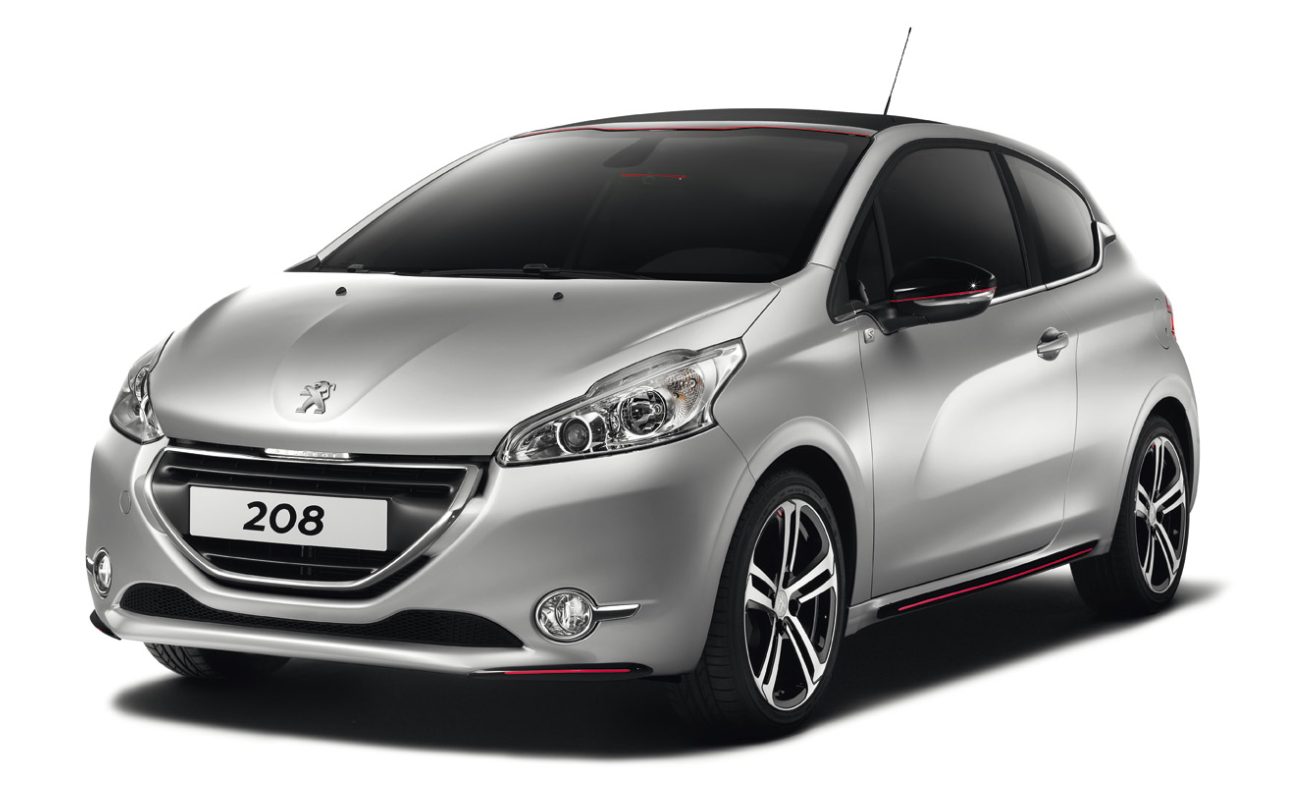 Peugeot 208 Automatic or Similar